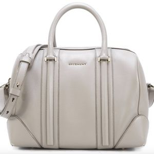 GIVENCHY Beige Leather Handbag